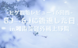 【ヒゲ脱毛レビュー16回目】8J→6Jに後退した日@湘南美容外科上野院